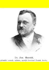 Profesor JUDr. Josef Herold